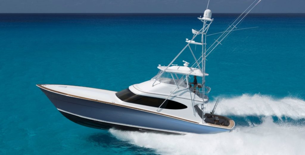hatteras private yacht finance nancy gonzalez