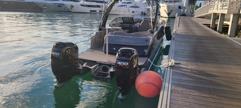 yacht boat hard money nancy gonzalez