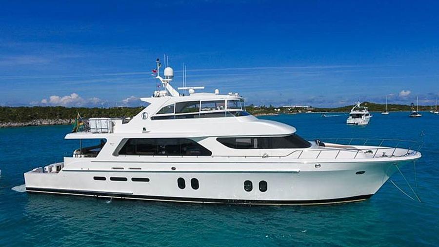 private yacht finance hard money