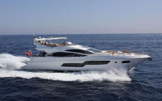 sunseeker private yacht finance nancy gonzalez