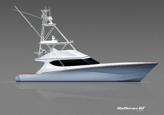 private yacht finance nancy gonzalez hatteras